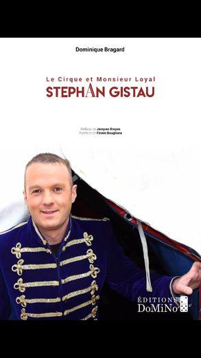 La couverture du livre consacré à Stéphan Gistau.