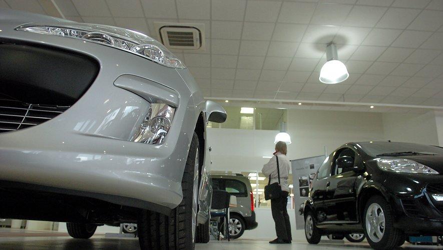 Les affaires reprennent dans les concessions automobiles.