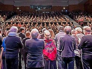 L'association Rutènes en Scène existe depuis cinq ans.