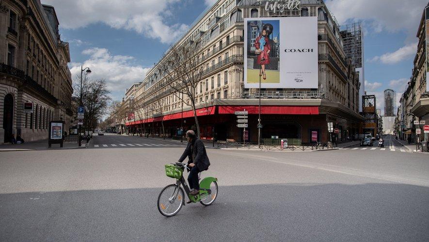 Les Galeries Lafayette, à Paris, vont rouvrir samedi matin à la suite du feu vert de la préfecture de police