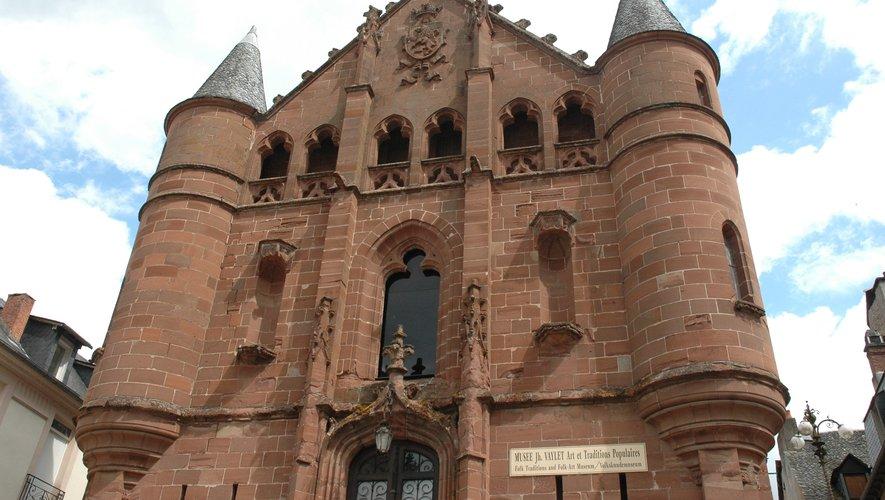 L'ancienne église Saint-Jean-Baptiste est devenue un double musée