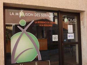 Les locaux de l'ADMR Berges et coteaux du Lot.