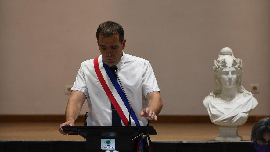 Stéphane Bérard a été élu pour un troisième mandat.