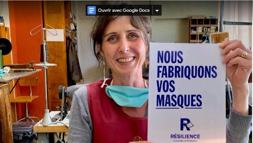 Unesco : la candidature du gant de millau lancée au patrimoine culturel immatériel