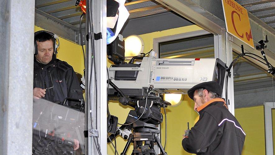 Les caméras de Mediapro diffuseront sur Téléfoot (TF1).