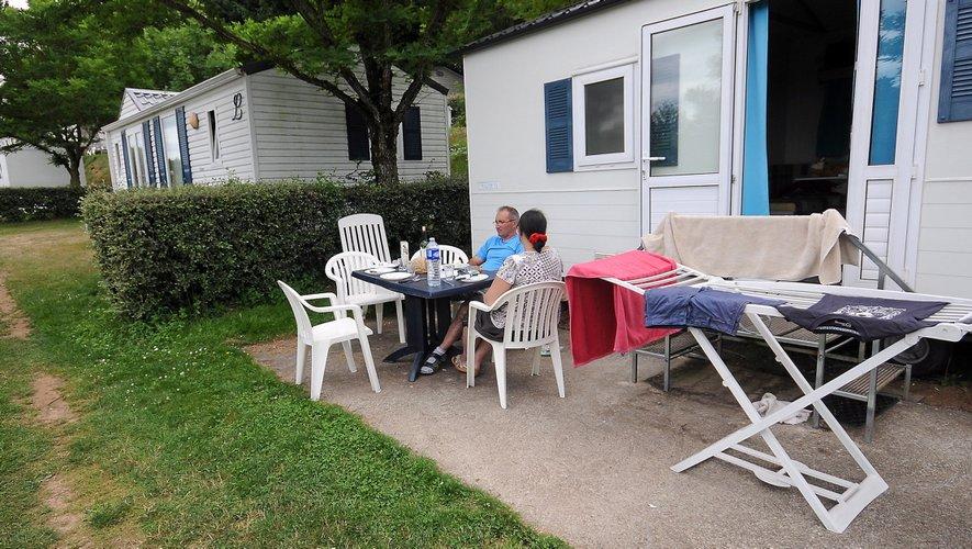 Après la période des annulations, Laure Dalbin espère que les réservations pourront reprendre pour cet été. JAT