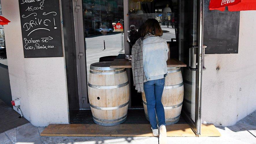 """L'Umih a répertorié plus de 170 restaurants aveyronnais qui ont mis en place un service de """"drive""""."""