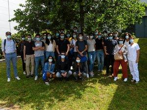 Ce sont 24 internes en médecine qui viennent grossir les rangs du personnel soignant au CH de Rodez.