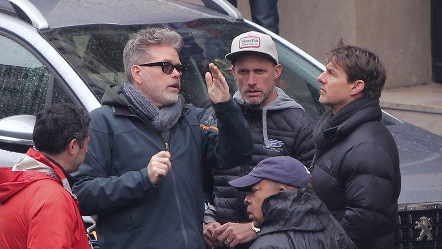 """Christopher McQuarrie réalise le septième opus de la saga """"Mission: Impossible""""."""