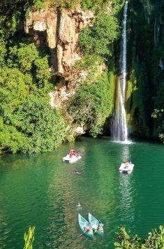 La crise du coronavirus a lourdement affecté l'activité touristique en Aveyron.