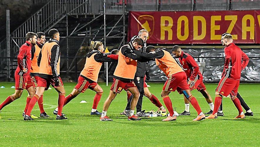 De nouveaux joueurs s'apprêtent à fouler la pelouse du stade Paul-Lignon