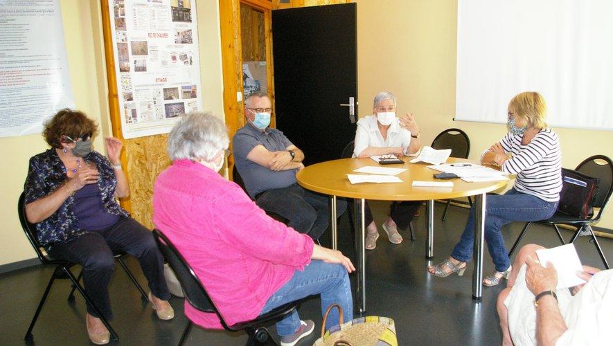 Les bénévoles des deux associations partenaires, ont décidé la réouverture de la maison au public.