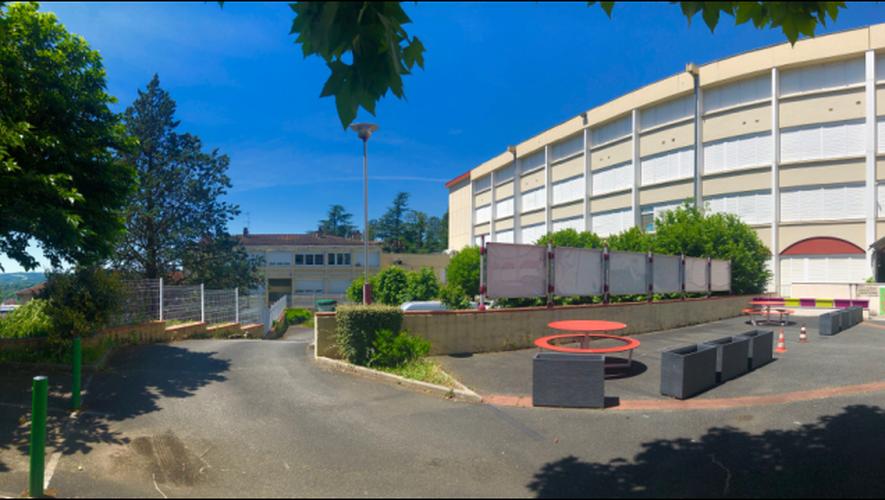 Le lycée Raymond Savignac retrouvera des élèves à partir de ce jeudi matin.
