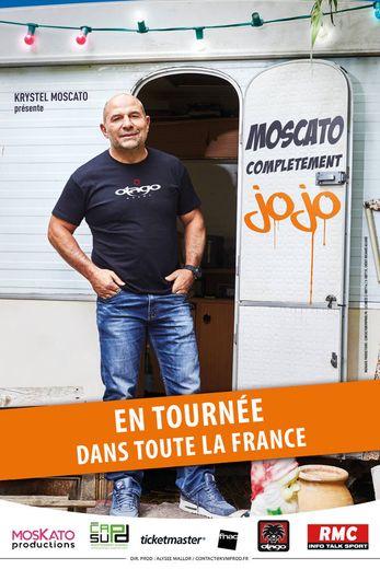 """""""Moscato complètement Jojo"""" est reporté."""