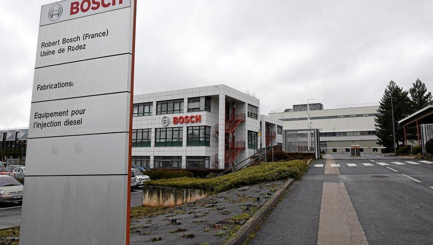 L'usine Bosch à Onet s'apprête encore à perdre des salariés.