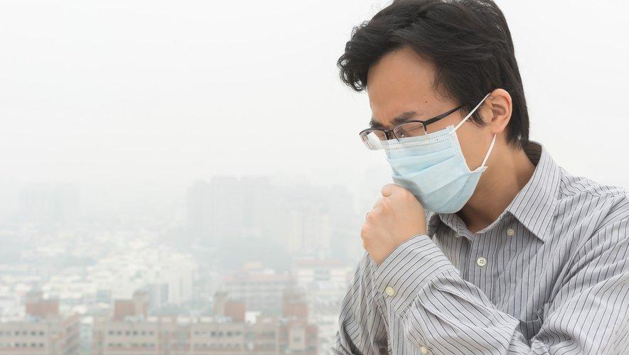 La pollution de l'air pèse sur notre respiration