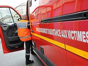 Les sapeurs-pompiers de Villefranche sont intervenus ce dimanche matin.