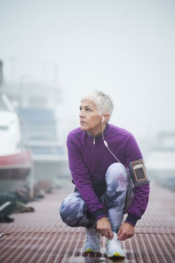 Des chercheurs ont montré que pendant la phase de ménopause, les femmes perdaient en moyenne 1% de leur masse musculaire.