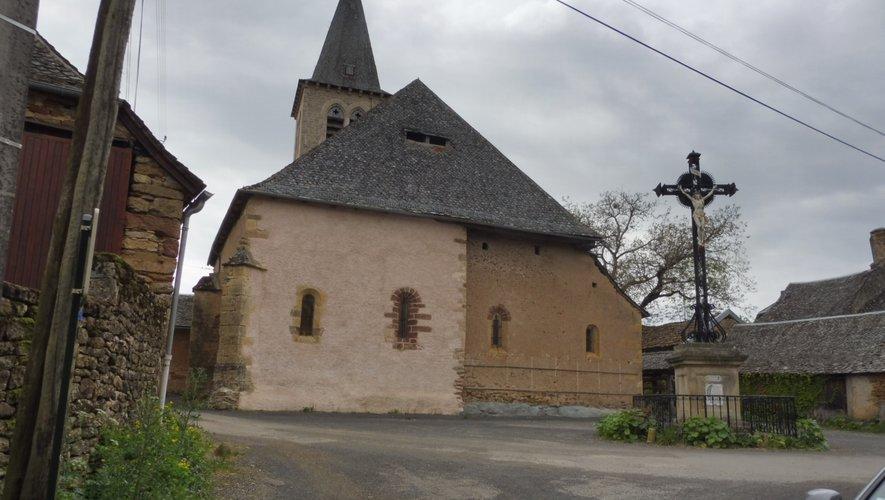 L'église d'Alayrac a été souvent remaniée