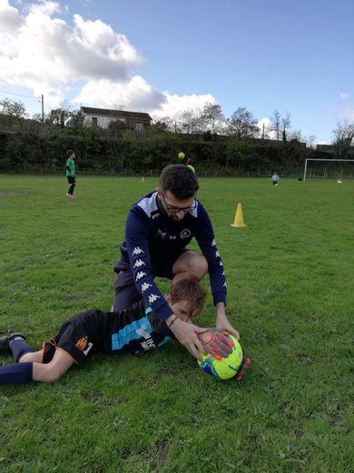 L'école de foot propose une formation spécifique pour les gardiens de buts.