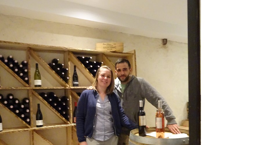 Jérôme et Élise, les nouveaux restaurateurs du petit creux.