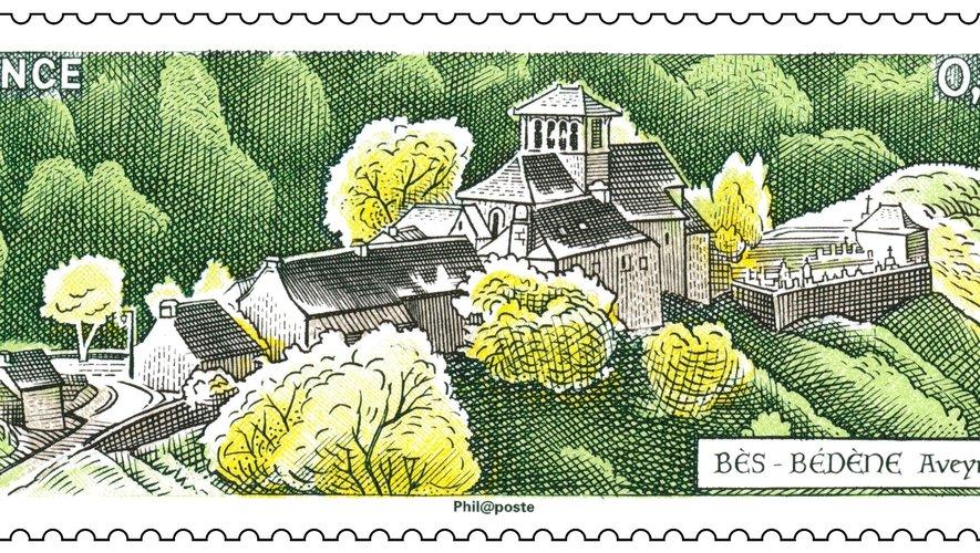 Un timbre de Bez-Bédène sera livré en juillet