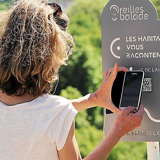 """""""Oreilles en balade"""", pour visiter autrement les villages de l'ouest Aveyron"""