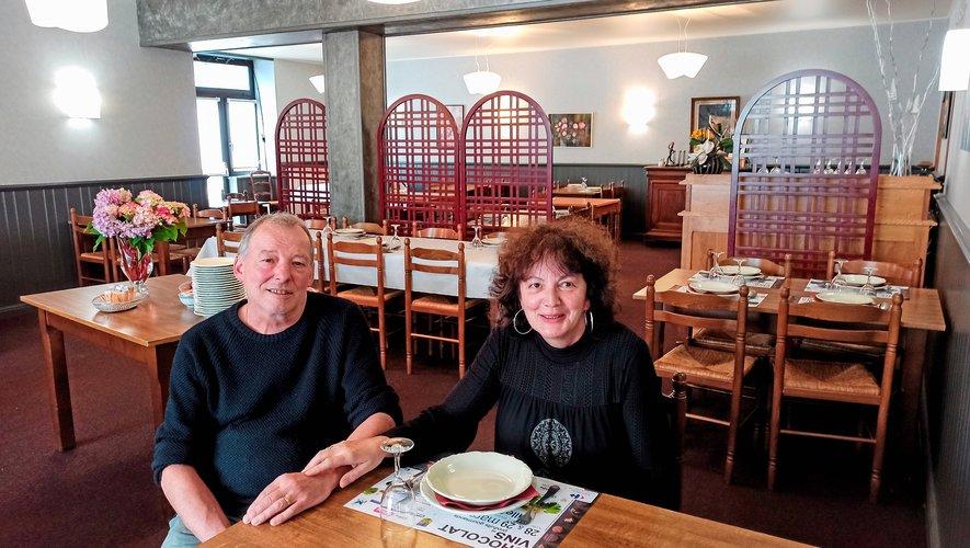 Nadine et Pascal Barrau ont repris le flambeau familial.