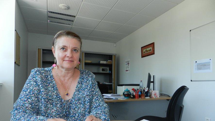 Florence Viargues est la directrice de l'agence de Villefrahnche de Pôle emploi.