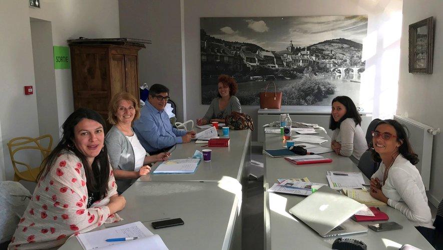 Les membres de la nouvelle commission préparent la programmation du 26 juin au 29 août.