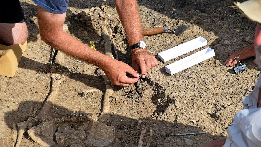 L'un des documentaires est consacré au Service départemental d'archéologie.