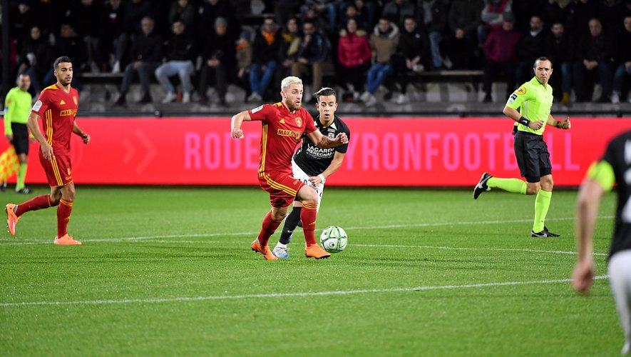 Après un retour en prêt réussi, Rémy Boissier prolonge son aventure à Rodez.