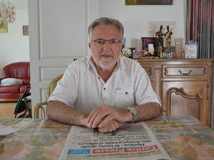 Maurice Teulier a intégré la nouvelle équipe municipale.
