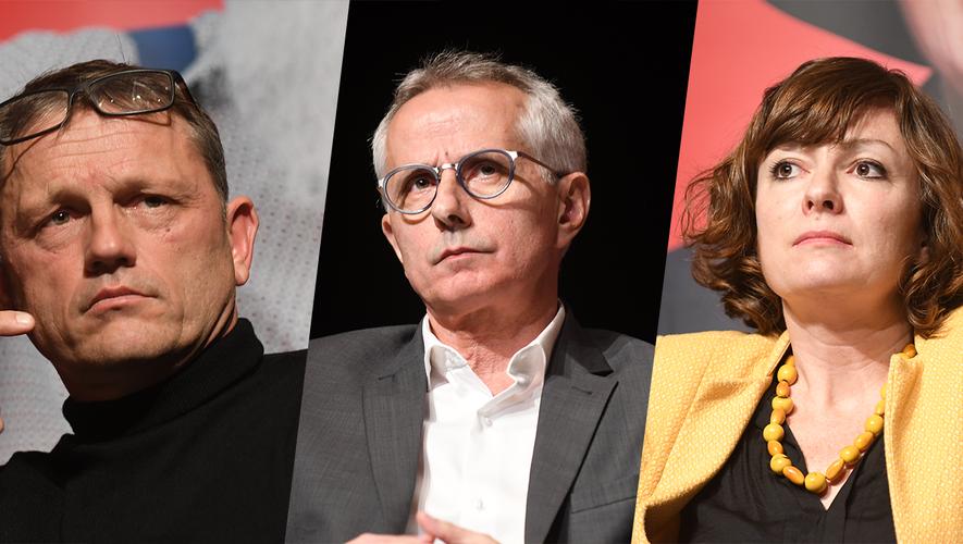 Les trois candidats ont donné une ultime conférence de presse ce début de semaine..