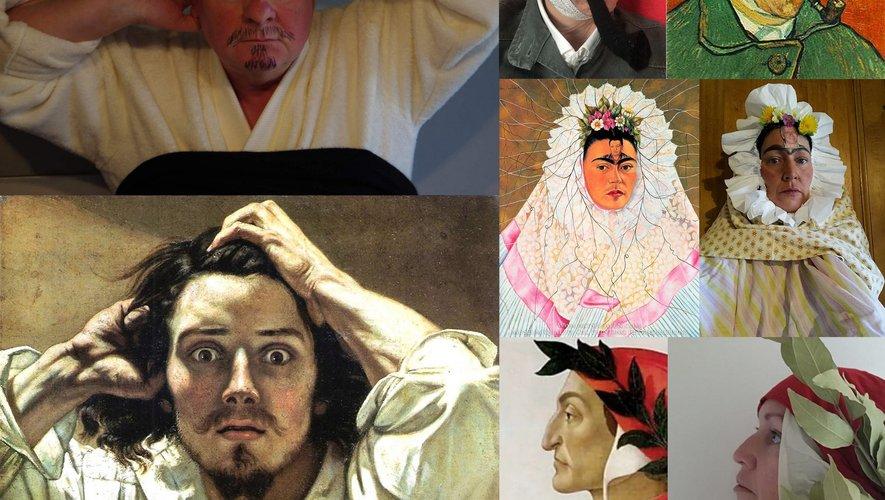 Venez nombreux découvrir des œuvres originales.