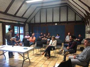 Covid-19 : les collectivités territoriales à l'écoute des commerçants et artisans