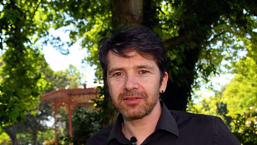 Sébastien Arsac, cofondateur et responsable des enquêtes de L214.