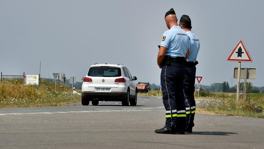 Les forces de police et de gendarmerie seront sur le terrain toute la semaine.