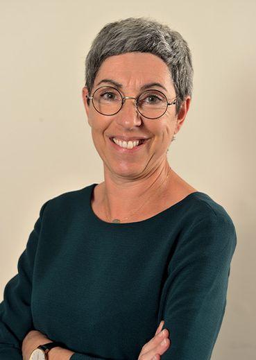 MARYLINE CROUZET, 55 ans. Directrice d'une association