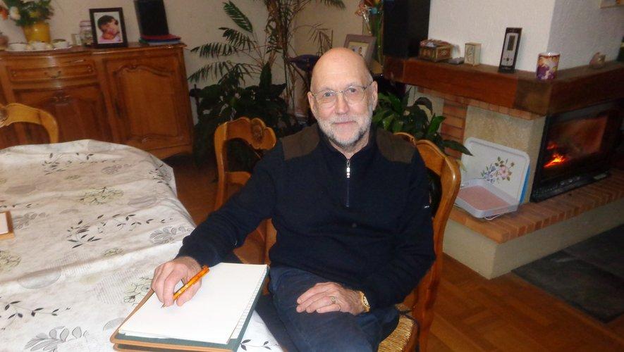 Michel Vimini, futur maire de la commune.