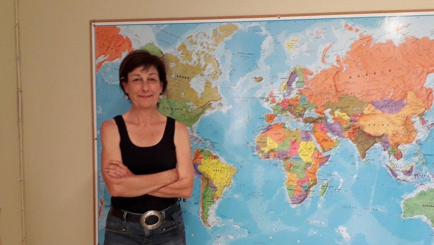 Sylvie Vidal achève son parcours professionnel au Sailhenc.