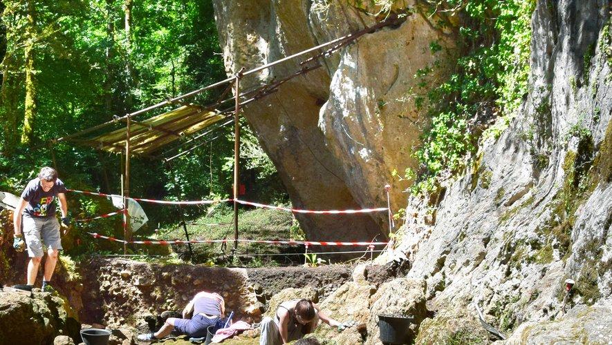 Le musée archéologique de Montrozier retrouve ses visiteurs le 4 juillet.