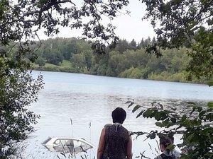 Le véhicule a été retrouvé dans les eaux du lac de Pareloup.