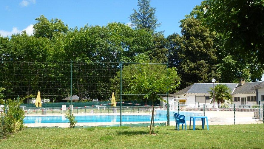 La piscine est prête pour accueillir le public dès ce samedi.