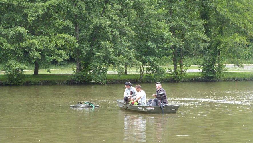 Les agents communaux ont participé à la révision des hydro-éjecteurs.