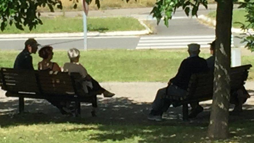 Les seniors sont invités à s'inscrire au CCAS pour mieux faire face à une éventuelle canicule.