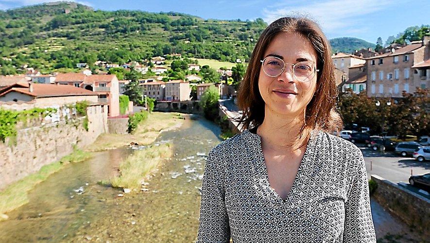 Camille Devroedt est ingénieure en génie énergétique et environnement pour Saint-Affrique et Millau.