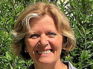 Geneviève Fuertès est la première femme de l'histoire à conduire la destinée du comité et de ses quelque 3 700 licenciés.