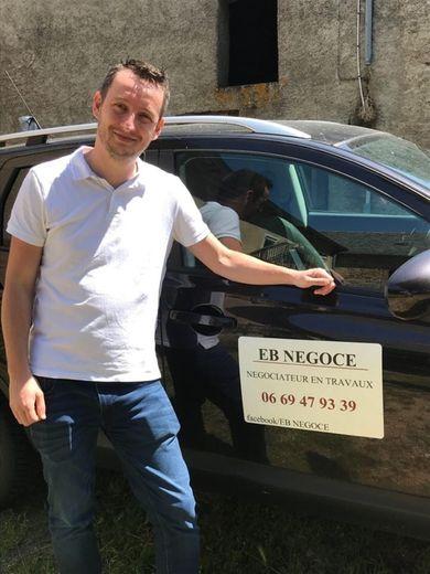 Benoît Escande est prêt à épauler les Baraquevillois sur leurs chantiers.