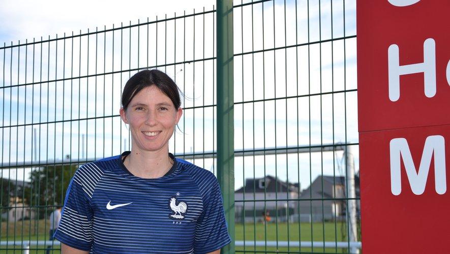 Aurélie Rival quitte ses fonctions d'entraîneur des seniors filles.